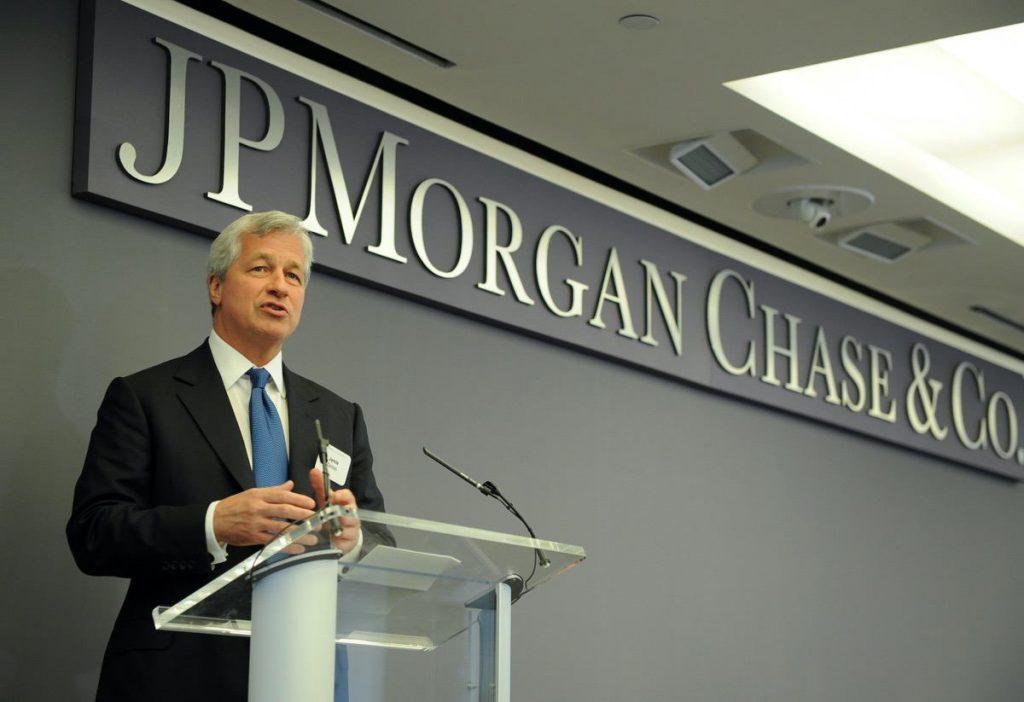 JPMorgan Chase Inc Stock