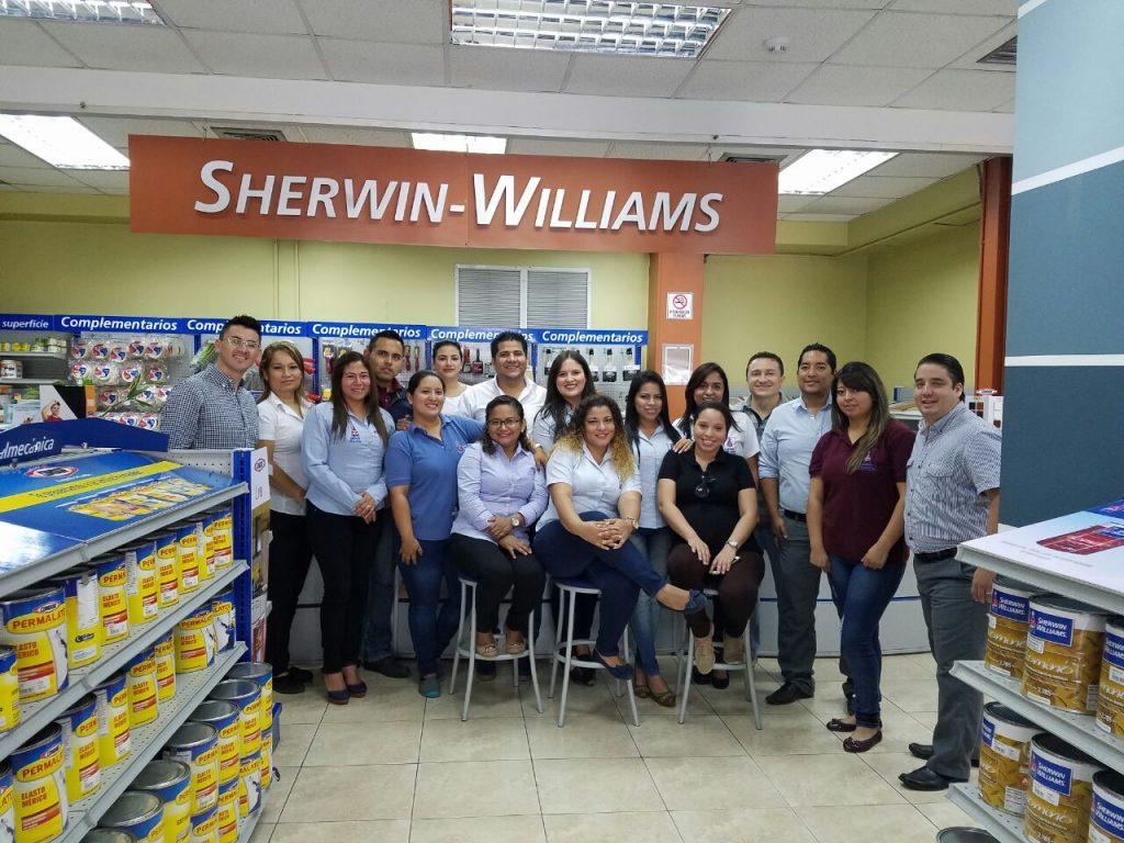 Sherwin-Williams Corp Stock