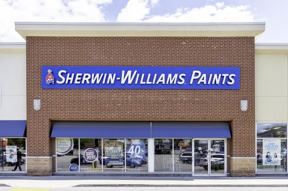 Sherwin-Williams Stock
