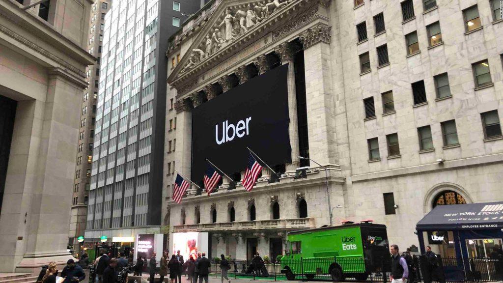 Uber Technologies Stock