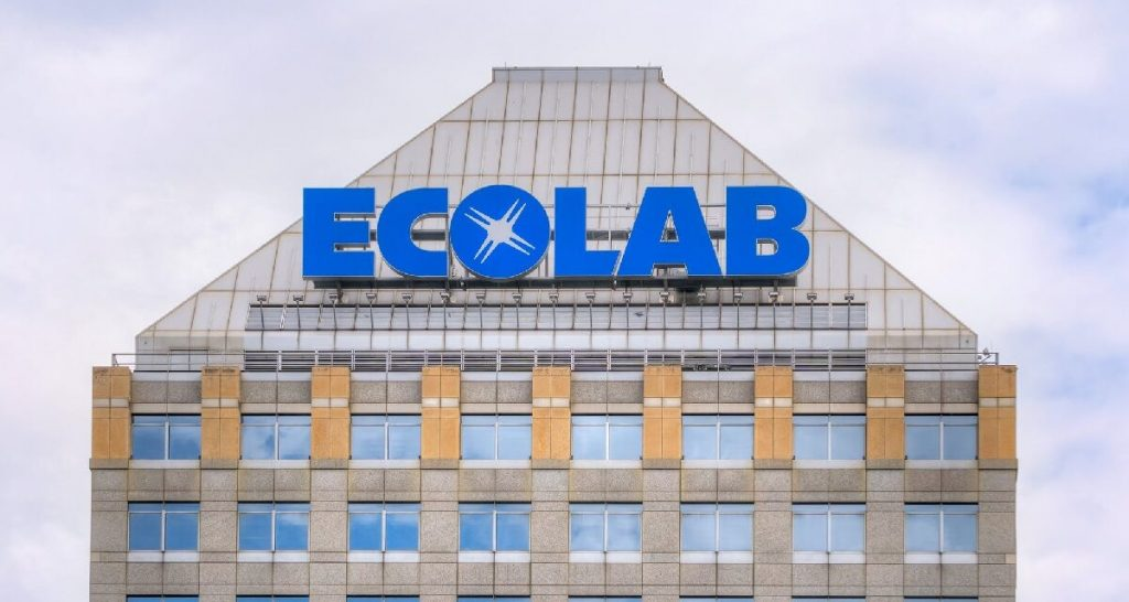 Ecolab Co Stock