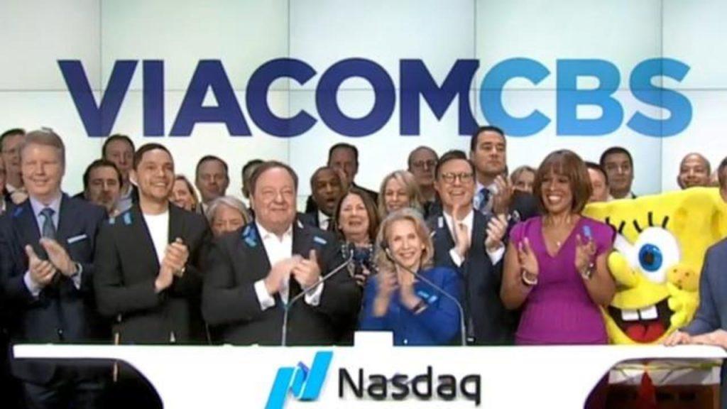 ViacomCBS Corporation Stock