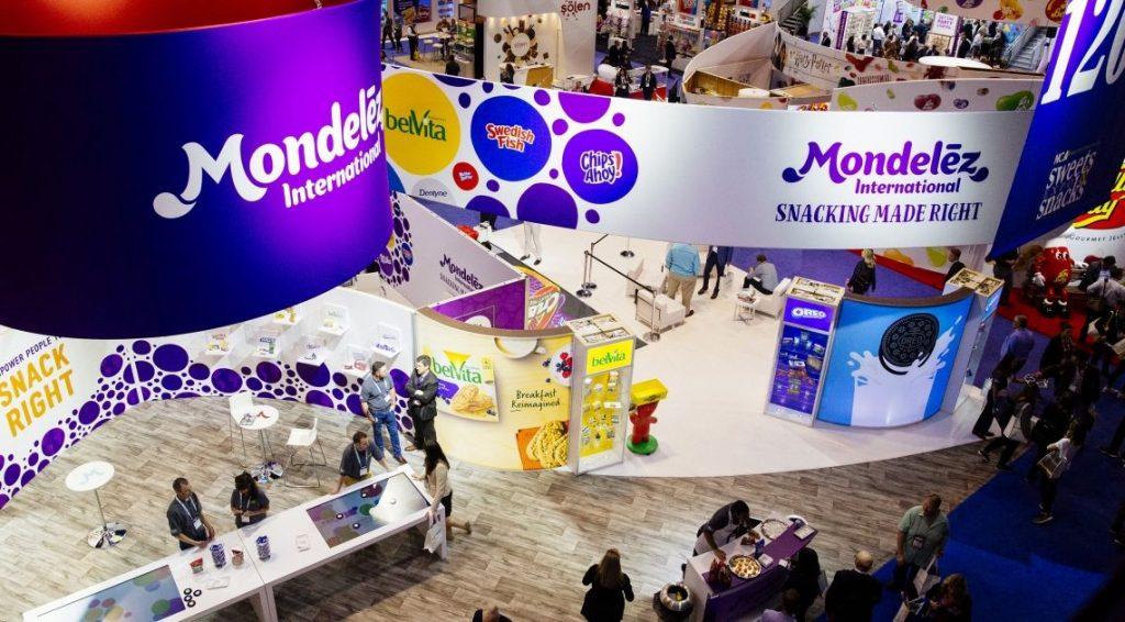 Mondelez International  Corp Stock