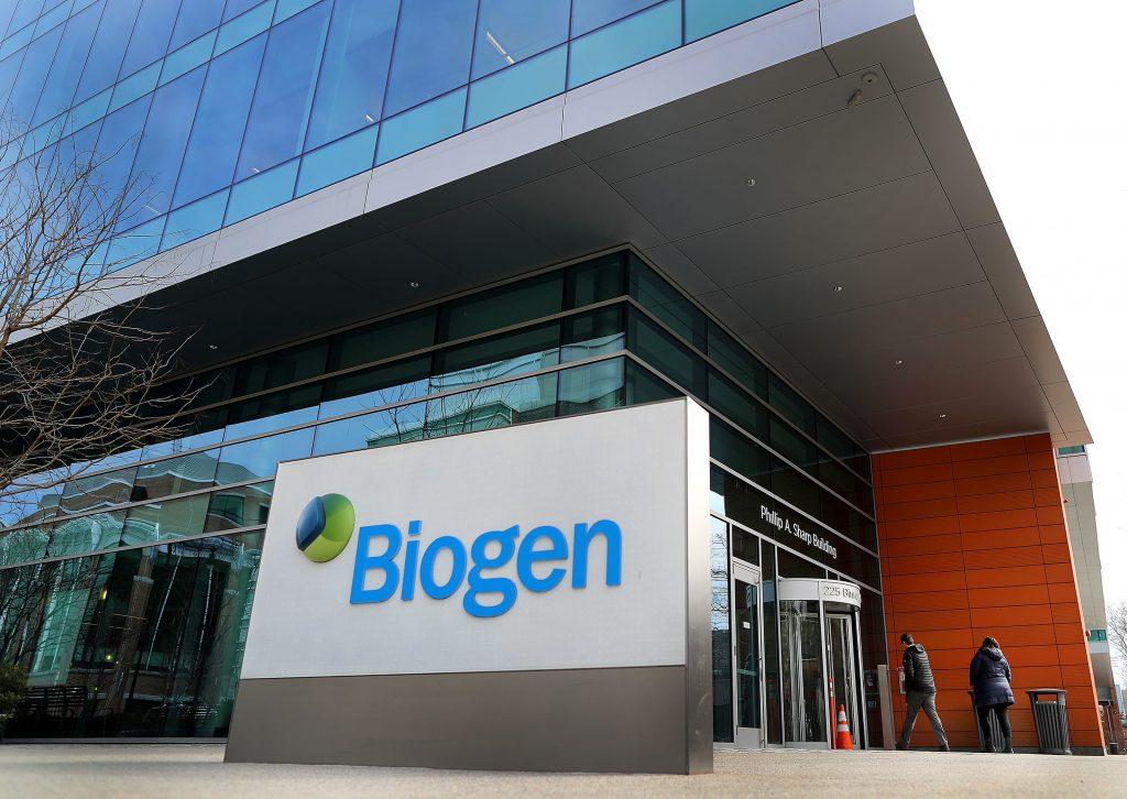 Biogen Stock
