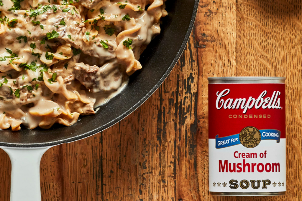 Campbell Soup stock