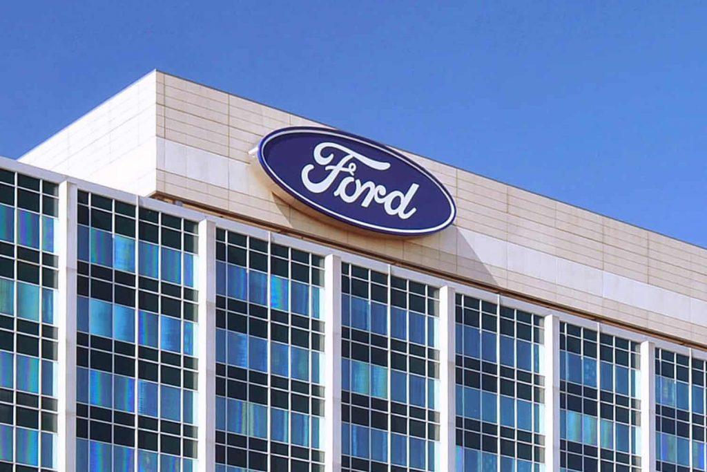 Ford company Stock