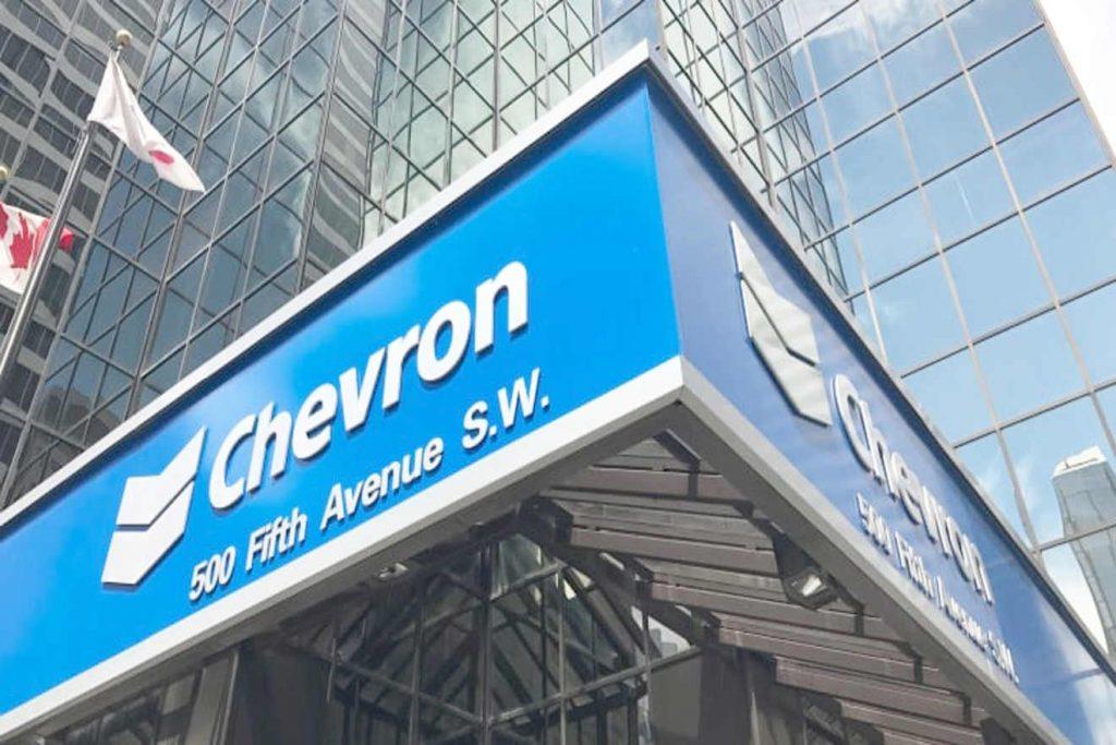 Chevron Stock
