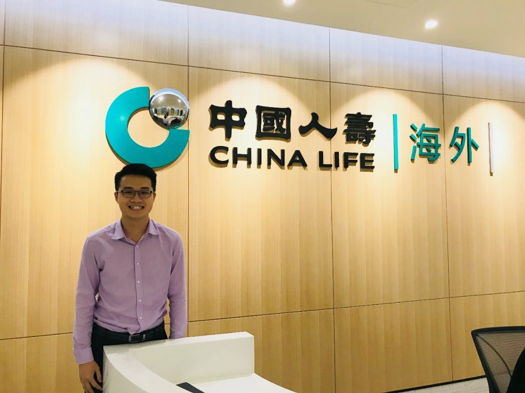 Stocks of Bank of China Life Insurance Company Limited