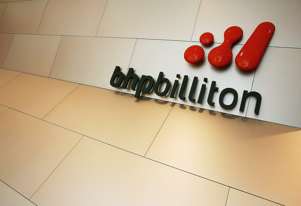 The Story Behind BHP Group