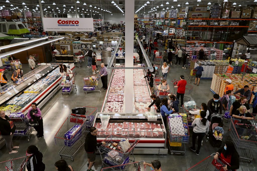 Costco Wholesale Stock
