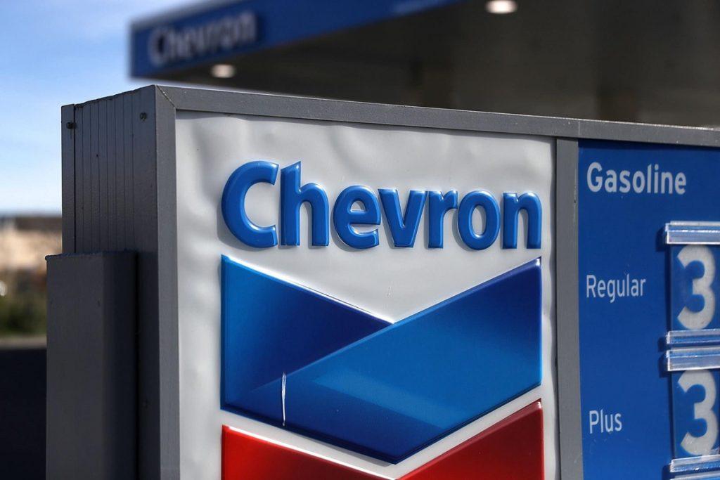CVX  Chevron Stock