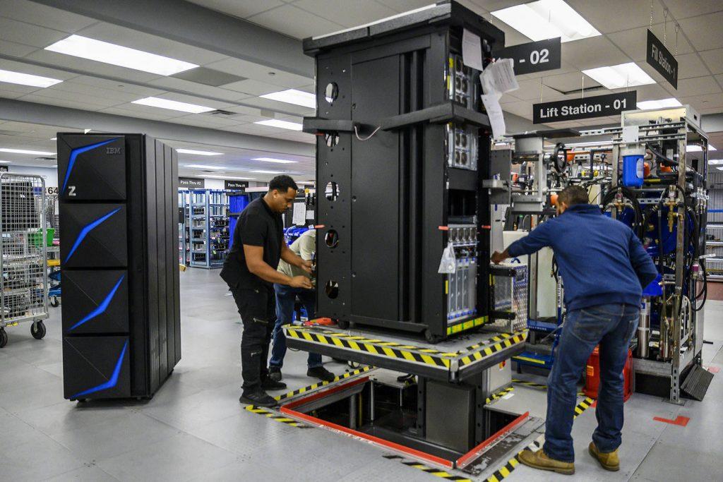 NYSE: IBM Stock