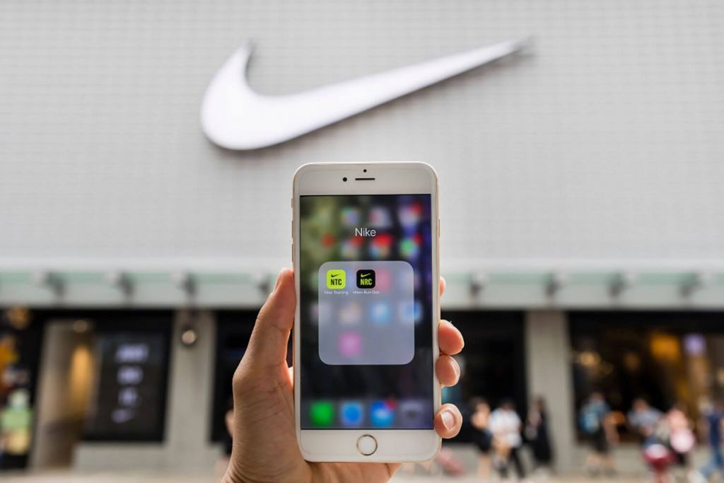 Nike digital sales will not be enough