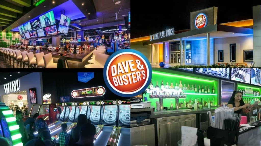 Dave & Buster's stock